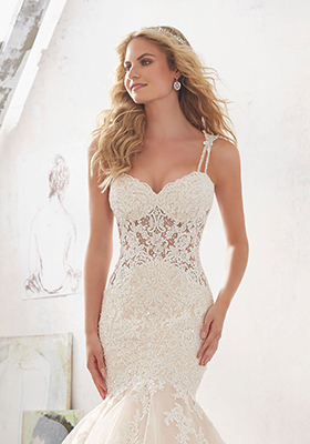 MORI LEE #8118 MARCIELA $1,350.00