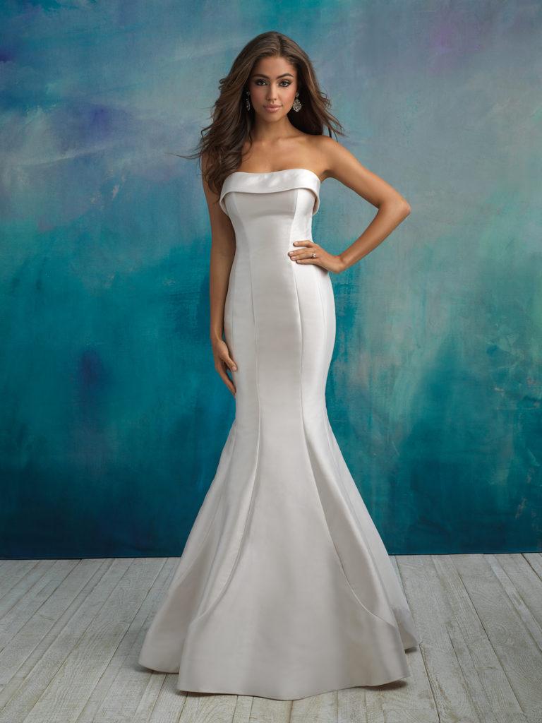 ALLURE BRIDALS #9514