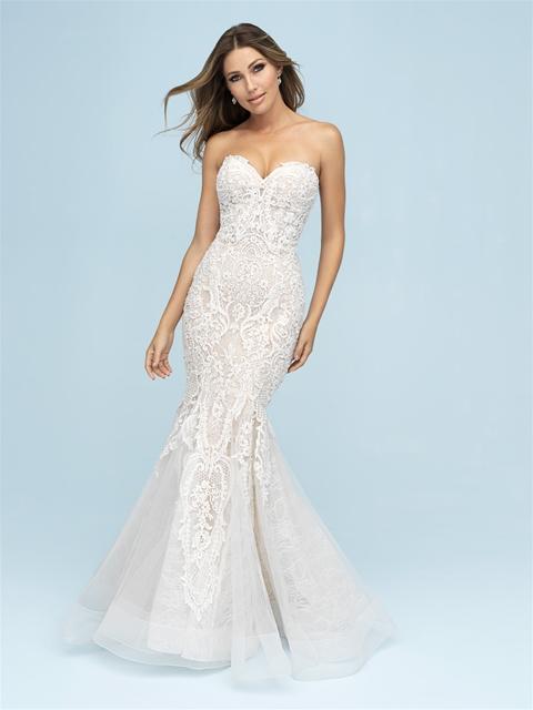 ALLURE BRIDALS #9601L