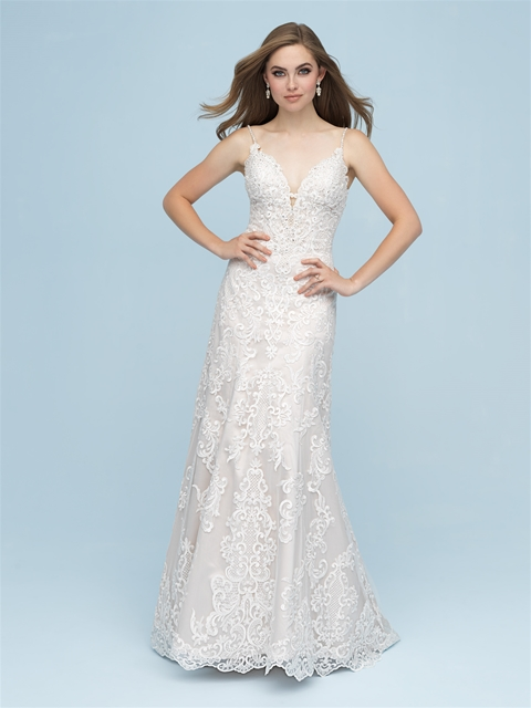 ALLURE BRIDALS #9605