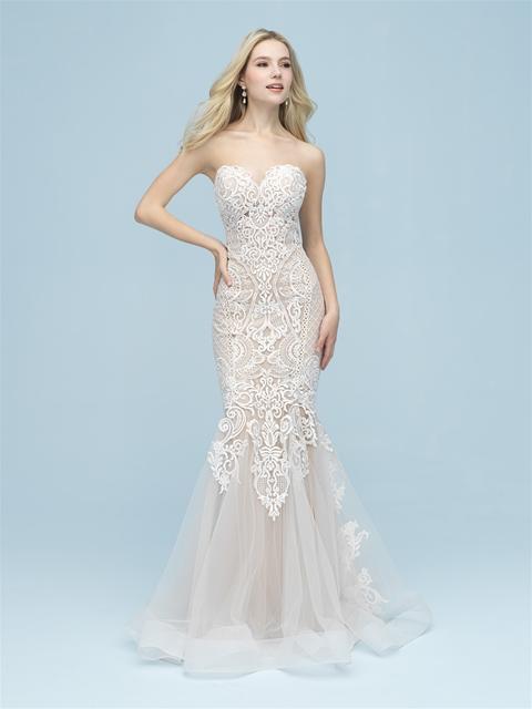 ALLURE BRIDALS #9612L