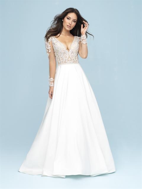 ALLURE BRIDALS #9614L