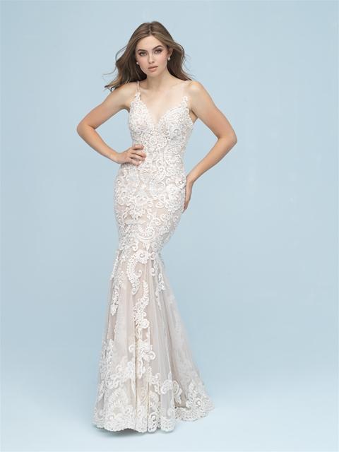 ALLURE BRIDALS #9624