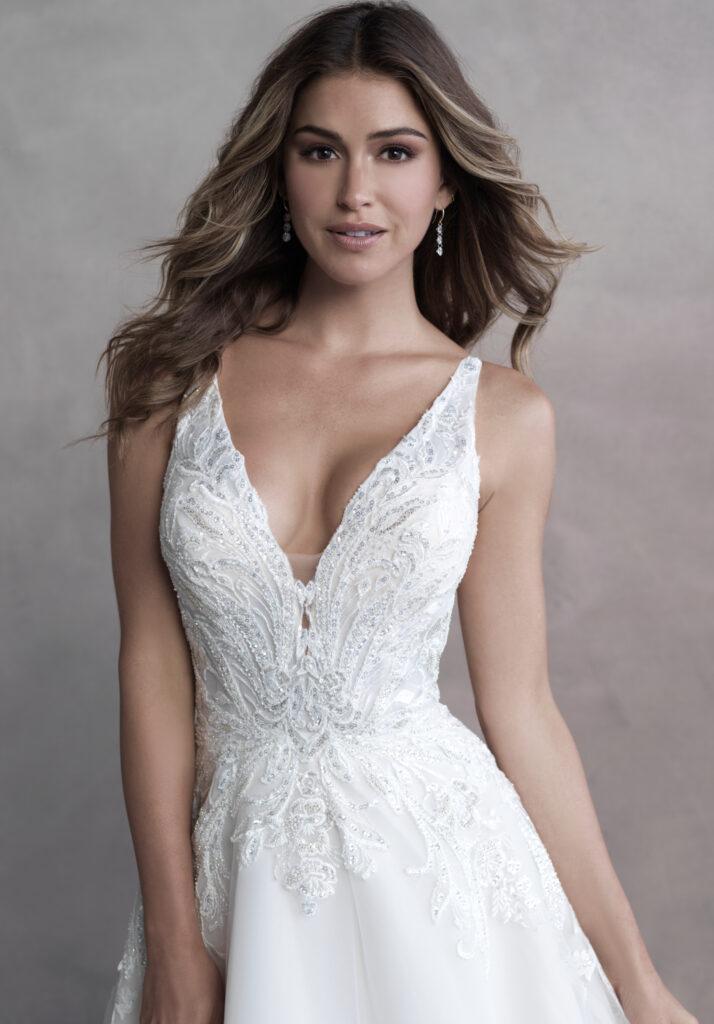 ALLURE BRIDALS #9800