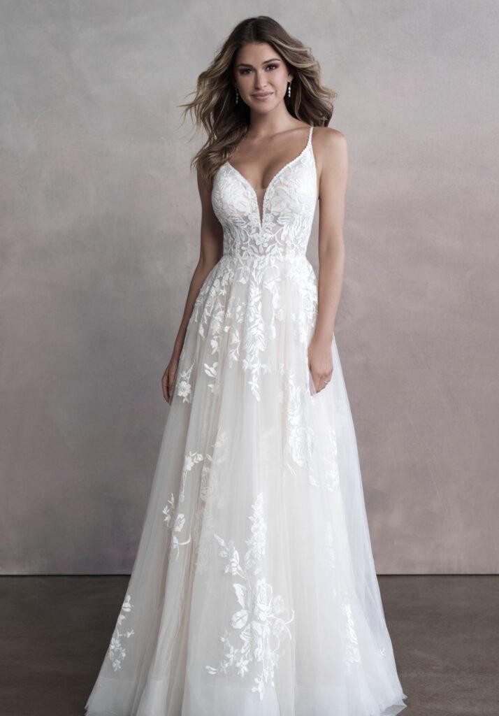 ALLURE BRIDALS #9802