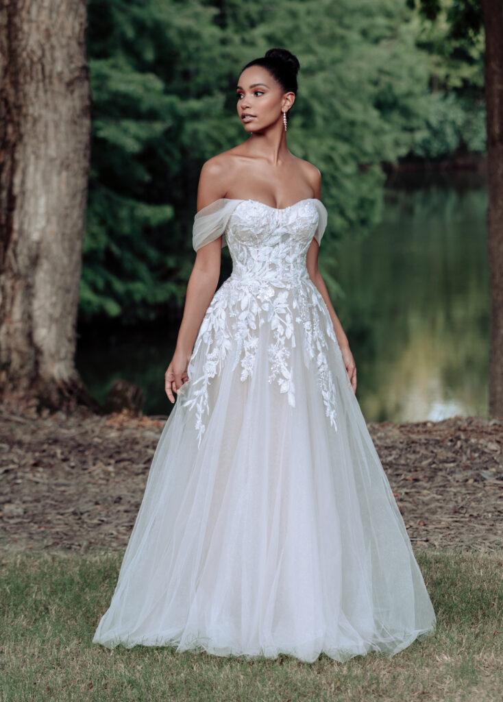 ALLURE BRIDALS #9803
