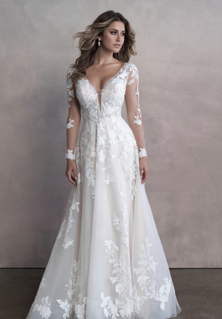 ALLURE BRIDALS #9806