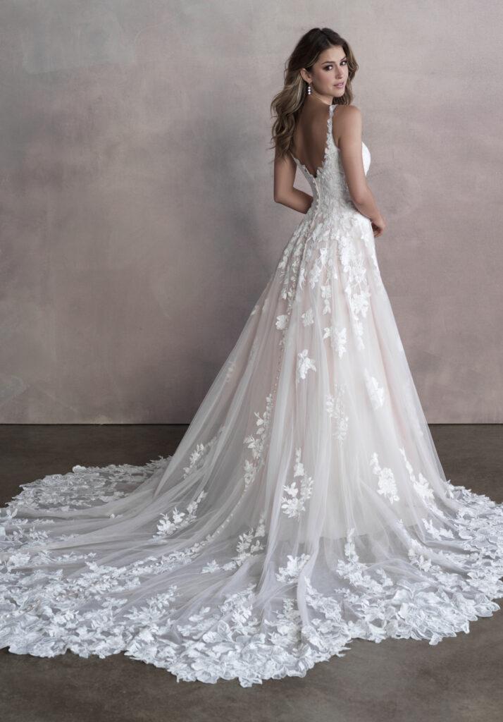 ALLURE BRIDALS #9811