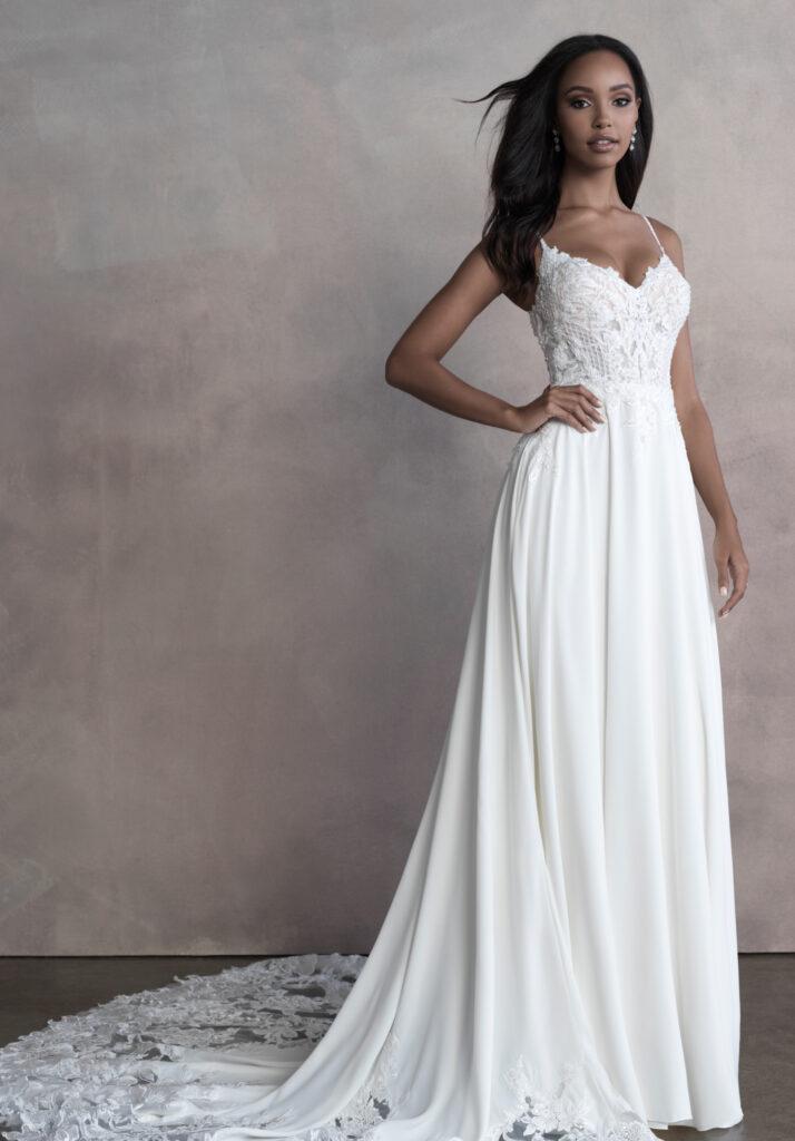 ALLURE BRIDALS #9807