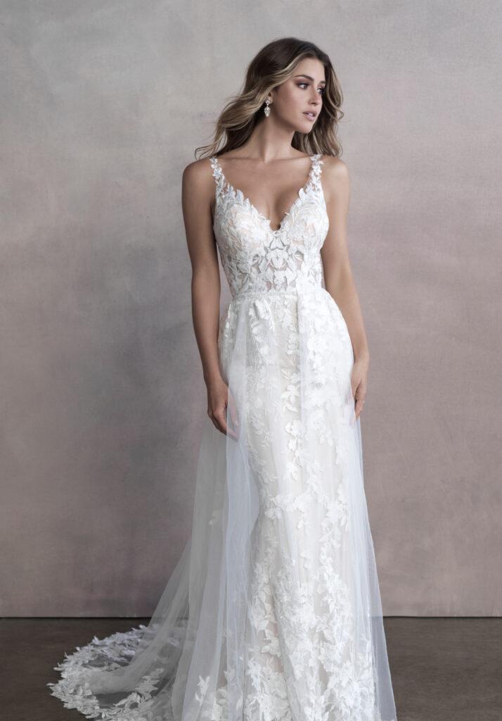 ALLURE BRIDALS #9808