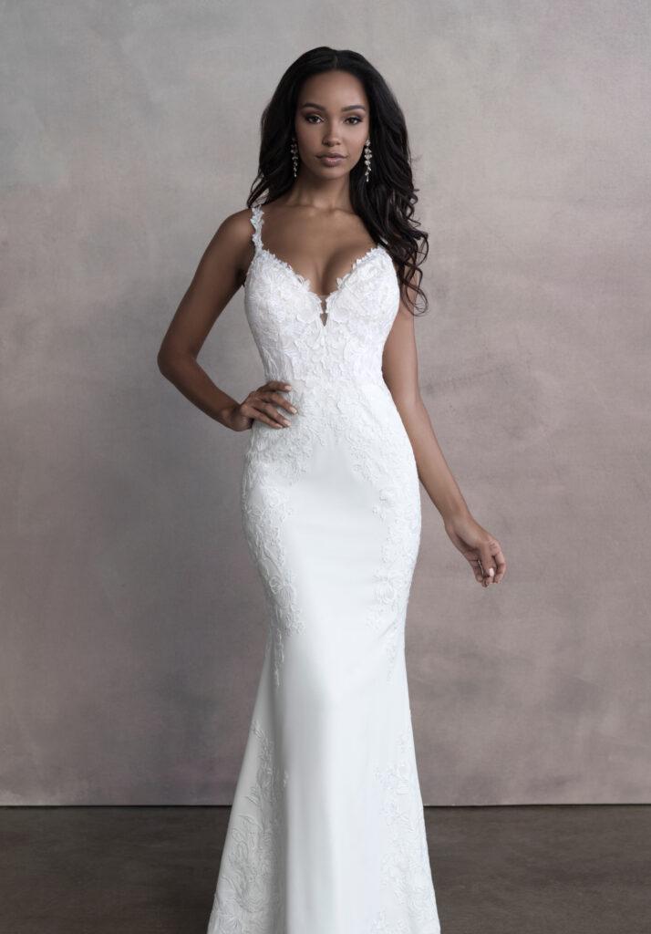 ALLURE BRIDALS #9812
