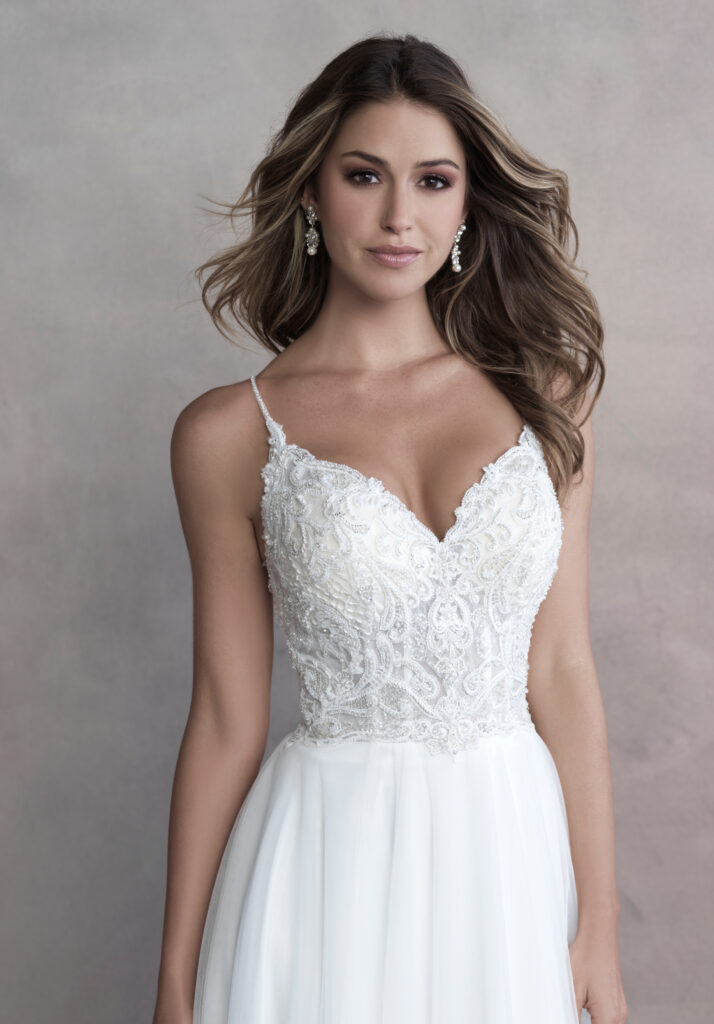 ALLURE BRIDALS #9814