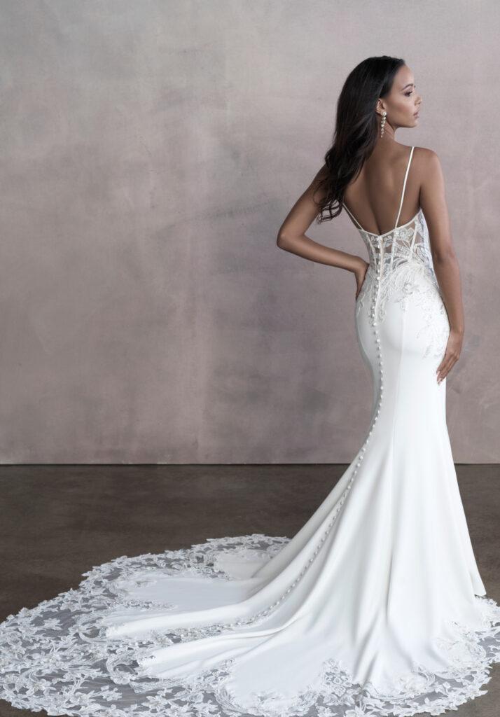 ALLURE BRIDALS #9815