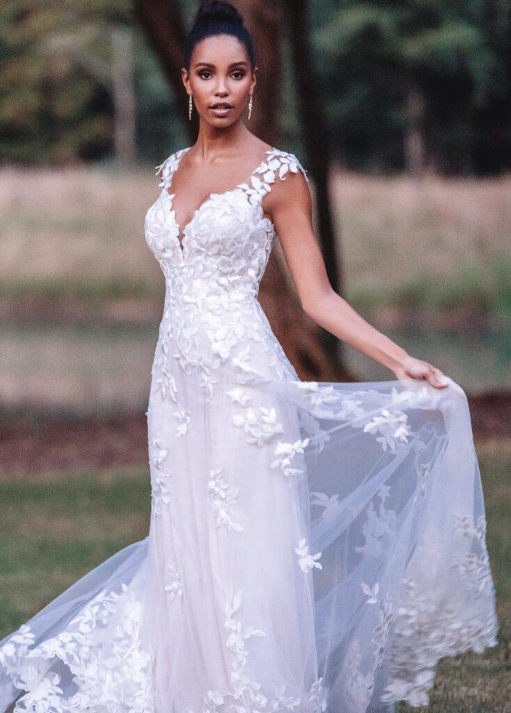 ALLURE BRIDALS #9816